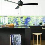 Lucci Air Bordono 1 Lampe de plafond finition: noir de la marque Beacon International image 4 produit