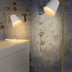 Lucide CONA - Lampadaire - Blanc de la marque Lucide image 3 produit