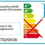 Lucide GILLY - Lampadaire / Lampe De Lecture - LED - 1x5W 4000K - Gris de la marque Lucide image 3 produit