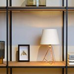 Lucide GITTA - Lampe De Table - Ø 17 cm - Cuivre de la marque Lucide image 2 produit