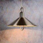 Lucide MARCO - Suspension - Ø 40 cm - Chrome Dépoli de la marque Lucide image 1 produit