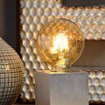 Lucide PABLO - Lampe De Table - Chrome Dépoli de la marque Lucide image 2 produit