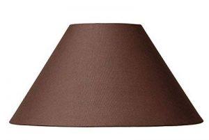 Lucide SHADE - Abat Jour Lampe - Ø 28,3 cm - Brun de la marque Lucide image 0 produit