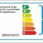 Lucide TORA - Suspension - Ø 35 cm - Blanc de la marque Lucide image 3 produit
