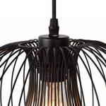 Lucide VINTI - Suspension - Ø 30 cm - Noir de la marque Lucide image 3 produit