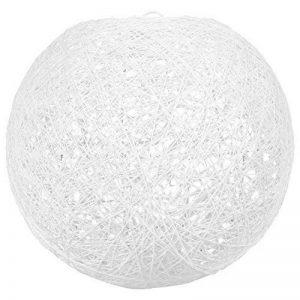 Lum&Co Lustre Blanc de la marque LUM&CO image 0 produit