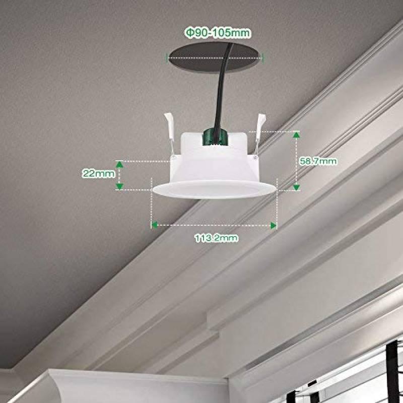 mini spot led encastrable plafond pour 2019 choisir les. Black Bedroom Furniture Sets. Home Design Ideas