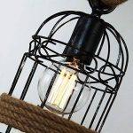 luminaire avec corde TOP 13 image 4 produit