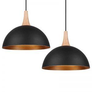 luminaire bois metal TOP 11 image 0 produit