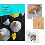 luminaire bois metal TOP 9 image 1 produit