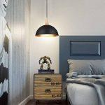 luminaire plafond bois TOP 11 image 4 produit