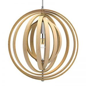 luminaire plafond bois TOP 12 image 0 produit