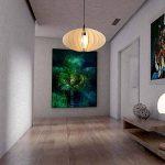 luminaire plafond bois TOP 2 image 1 produit