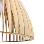 luminaire plafond bois TOP 3 image 3 produit