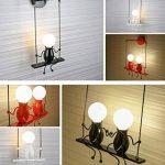 luminaire rond design TOP 13 image 1 produit