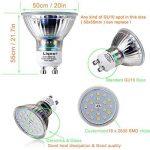 luminaire spot encastrable TOP 9 image 4 produit