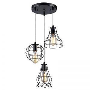 luminaire suspension 3 lampes TOP 11 image 0 produit