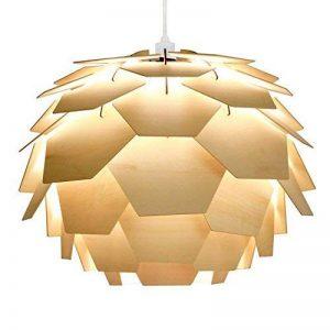 luminaire suspension bois TOP 0 image 0 produit