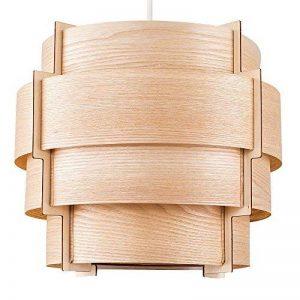 luminaire suspension bois TOP 1 image 0 produit