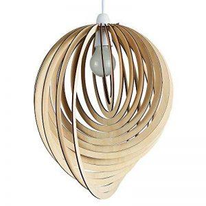 luminaire suspension bois TOP 2 image 0 produit