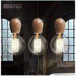 luminaire suspension bois TOP 8 image 2 produit