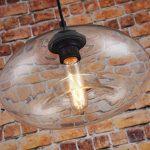 luminaire suspension verre TOP 0 image 1 produit