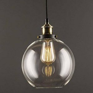luminaire suspension verre TOP 10 image 0 produit