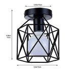 luminaires suspensions et plafonniers TOP 14 image 3 produit