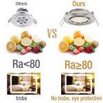 lumière encastrable plafond cuisine TOP 6 image 4 produit