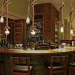Lumière pendante industrielle, STARRYOL lumière suspendue de double-tête de corde de chanvre pour manger, Hall, restaurant, barre, café - longueur 60cm de la marque STARRYOL image 3 produit