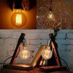 lustre ampoule design TOP 11 image 1 produit