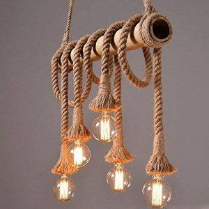 lustre ampoule design TOP 9 image 0 produit