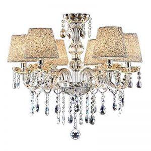 lustre baroque blanc TOP 10 image 0 produit