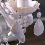 lustre baroque blanc TOP 5 image 3 produit