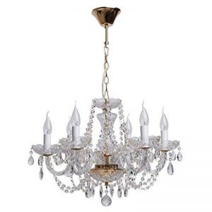 lustre baroque cristal TOP 9 image 0 produit
