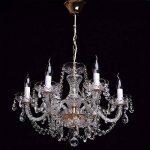 lustre baroque cristal TOP 9 image 2 produit
