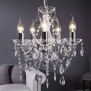 lustre baroque design TOP 4 image 0 produit