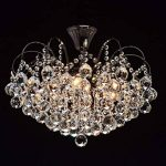lustre baroque moderne TOP 0 image 2 produit