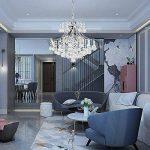 lustre baroque moderne TOP 1 image 4 produit