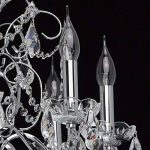 lustre baroque moderne TOP 2 image 2 produit