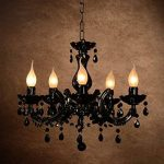 lustre baroque noir TOP 3 image 1 produit