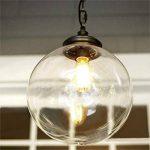 lustre boule de verre TOP 10 image 3 produit
