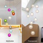 lustre boule de verre TOP 8 image 2 produit