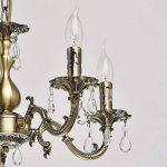 lustre bronze et cristal TOP 11 image 3 produit
