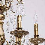 lustre bronze et cristal TOP 2 image 3 produit