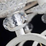 lustre bronze et cristal TOP 8 image 4 produit