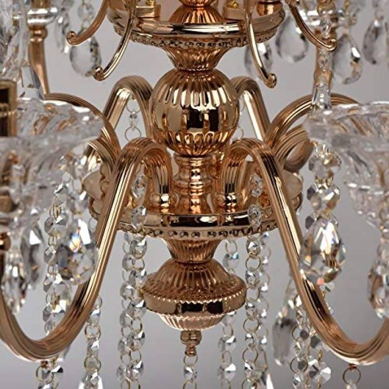 lustre baroque cristal votre comparatif pour 2019 mon. Black Bedroom Furniture Sets. Home Design Ideas