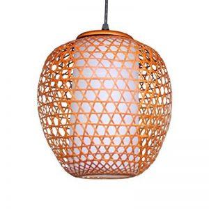 Lustre En Bambou Lanterne 270 mmX1070 mm pour salon salle à manger hôtel de la marque ZHA image 0 produit