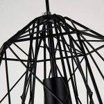lustre fer forge noir TOP 2 image 1 produit