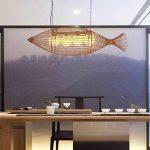 Lustre Four Heads Bamboo Shape Forme 143cmX45cm pour salon salle à manger hôtel de la marque ZHA image 4 produit